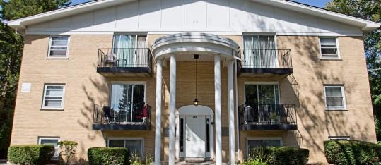 Prairieview Apartments - Addison