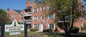 Steepleview Apartments - Itasca