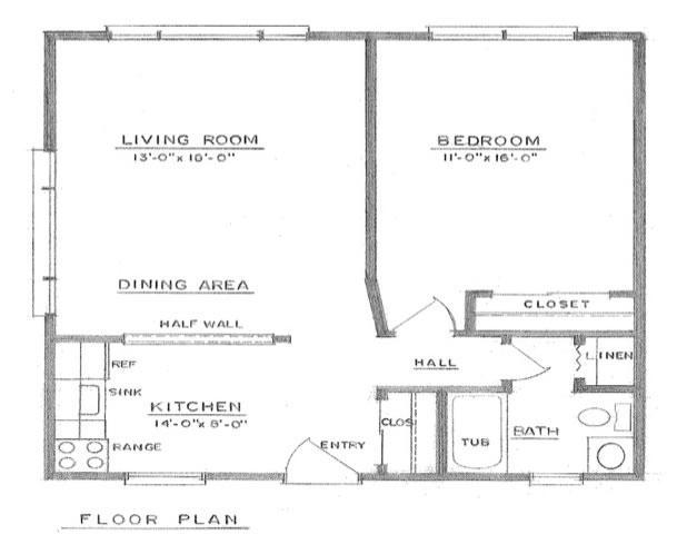 Dolores Floorplan